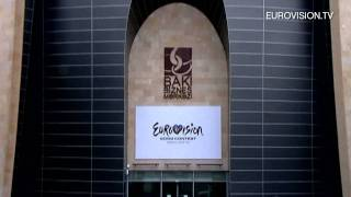 Baku gets ready for Eurovision 2012