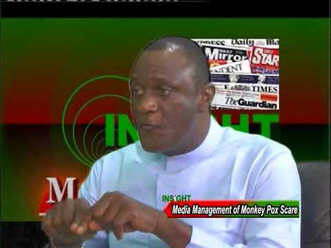 HAS THE MEDIA IN NIGERIA EDUCATED THE PUBLIC ENOUGH ON MONKEY SCARE, JAMIL AFEGBUA SPEAKS