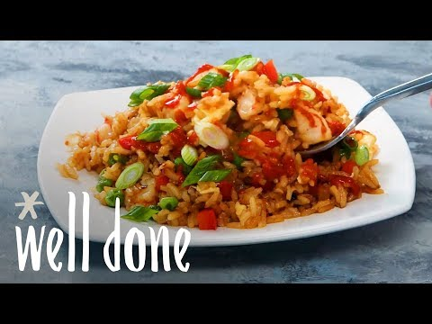 4 Easy Leftover Rice Recipes For Zero Waste: Avocado Salad, Fried Rice & More | Recipe | Well Done