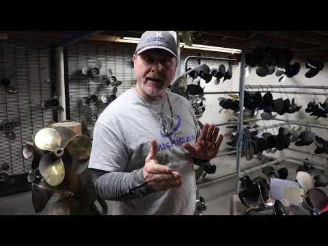 Prop Talk | Why Repair Your Boat  Propeller?