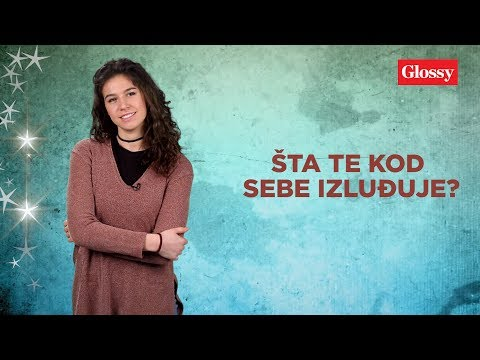 GLOSSY LIČNO  Hana Beštić: Izluđuje me moja lenjost!
