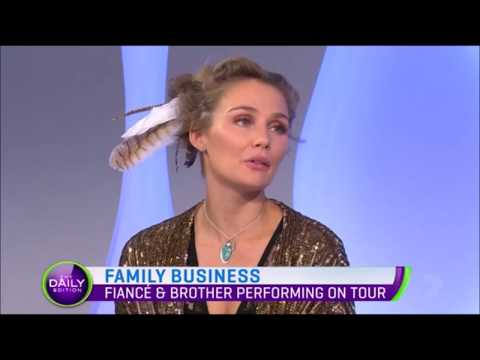 The Daily Edition Interview - 'Nashville' actress Clare Bowen is Australia's rising star