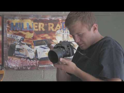 A New Perspective - Nikon D3300 Car Photography with Troy Smith