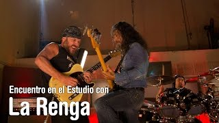 La Renga - Adelanto 1 - Encuentro en el Estudio - Temporada 7
