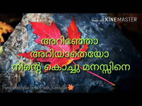 Heart Touching Watsapp Status💓❤ Video 2018 , 💕💕 Feelings Malayalam With Sad Music 💕💕