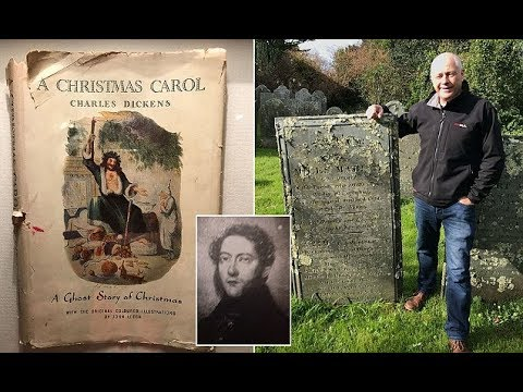 A Christmas Carol by Charles Dickens inspired by Cornwall - YouTube