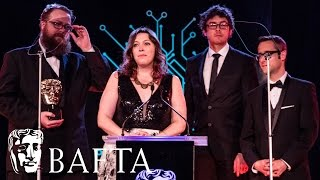 That Dragon, Cancer wins Game Innovation | BAFTA Games Awards 2017