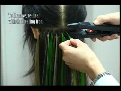 His her hair learn how to add u tip hair extensions at www his her hair learn how to add u tip hair extensions at hisandher youtube pmusecretfo Choice Image