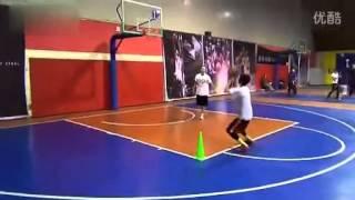 猴子派 街球盘带王 iso赵强篮球训练教程 标清 flv