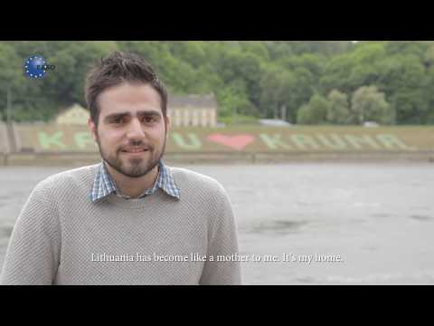 Mamdouh's testimony, successfully relocated from Greece to Lithuania