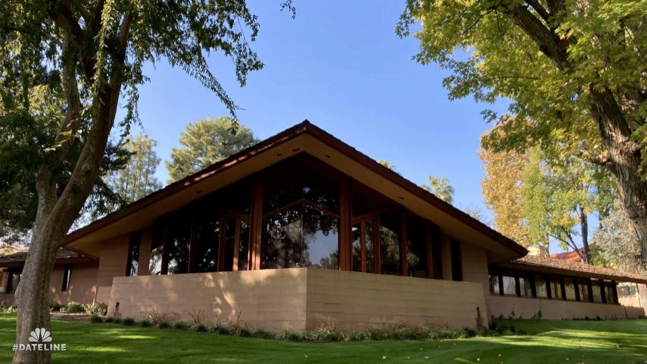 A Postcard from the Field: Frank Lloyd Wright's Ablin House | Dateline NBC