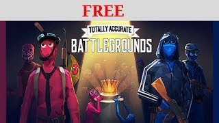 ❌(ENDED) FREE Game Alert - Totally Accurate Battlegrounds (TABG)(Steam) 100 Hours Only