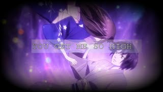 {AMV} You get me so high | The Neighbourhood - [Tradução]