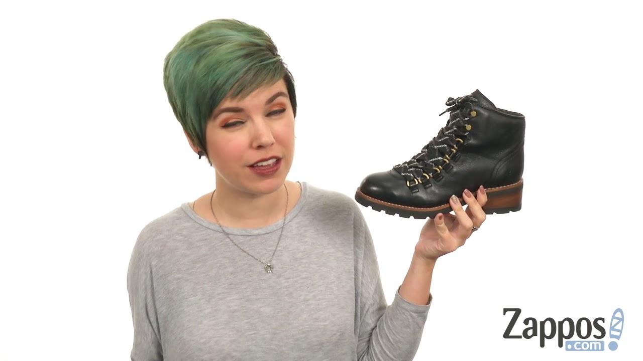 FRYE Women/'s Alta Hiker Combat Boot