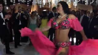 "ALLA KUSHNIR BELLY DANCER ""BAHIYA"" WEDDING IN CAIRO 2018/أللا كوشنير رقص شرقي ، فرح مصري ٢٠١٨"