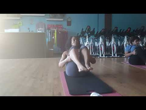 Hot Buti Yoga for a hot booty at Pamela Bennett Fitness