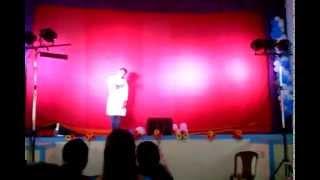 Sundariye Vaa...Karoke song by VISHNU VIKRAM @ UTIM,Cherthala,Alappuzha,Kerala,India.