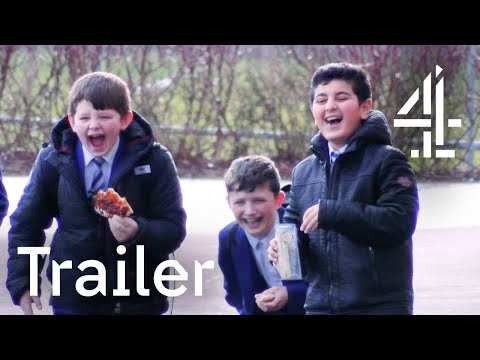 TRAILER | Educating Greater Manchester | Available On All 4