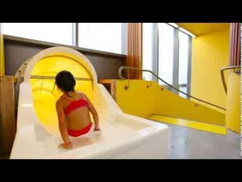 Centre Aquatique Aquarelle A Saintes Youtube