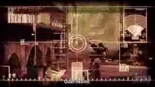 Metal Gear Solid 4 PS3 trailer
