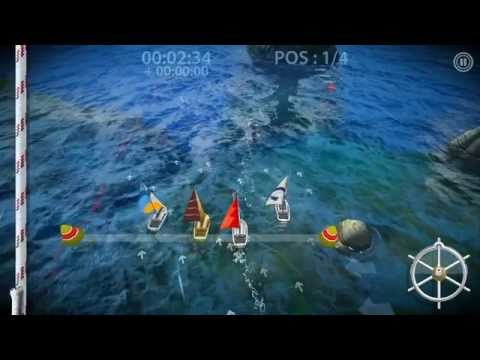 Sailboat Championship 2013 by iDreams - iOS and Android