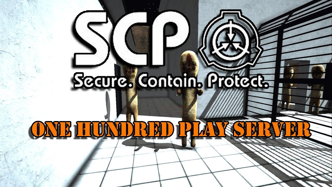 SCP Secret Laboratory- One Hundred Player Server Event