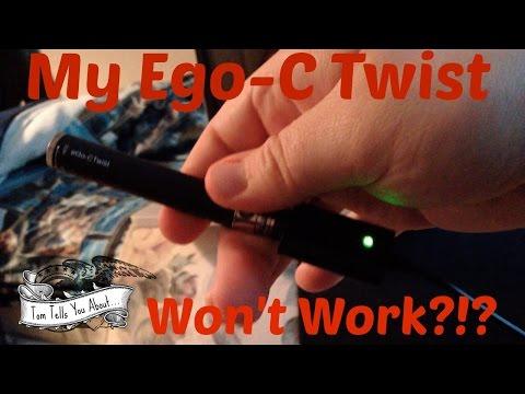 Ego-C Twist Problems!!!