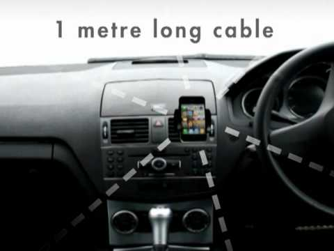 kitsound oxygen free aux cable for car stereos ipod. Black Bedroom Furniture Sets. Home Design Ideas