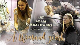 Video Pożegnanie   Adam + Wiktoria   Na dobre i na złe   A thousand years + Tłumaczenie PL download MP3, 3GP, MP4, WEBM, AVI, FLV November 2018