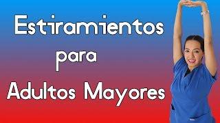 Estiramientos para Adultos Mayores (Fisioterapia Geriátrica en Querétaro)