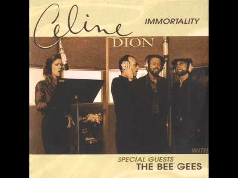 Celine Dion feat The Bee Gees  Immortality RB Mix