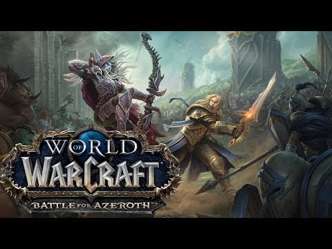 Battle For Azeroth | Powerful Epic Orchestral and Choral Music Mix