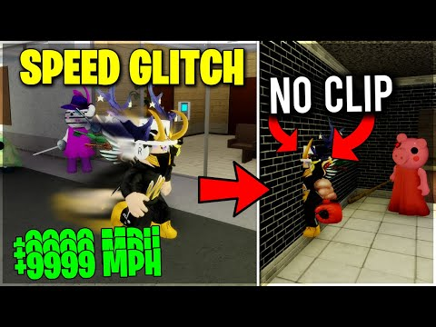 TOP 3 GLITCHES IN PIGGY|| ROBLOX PIGGY TOP GLITCHES (ROBLOX)