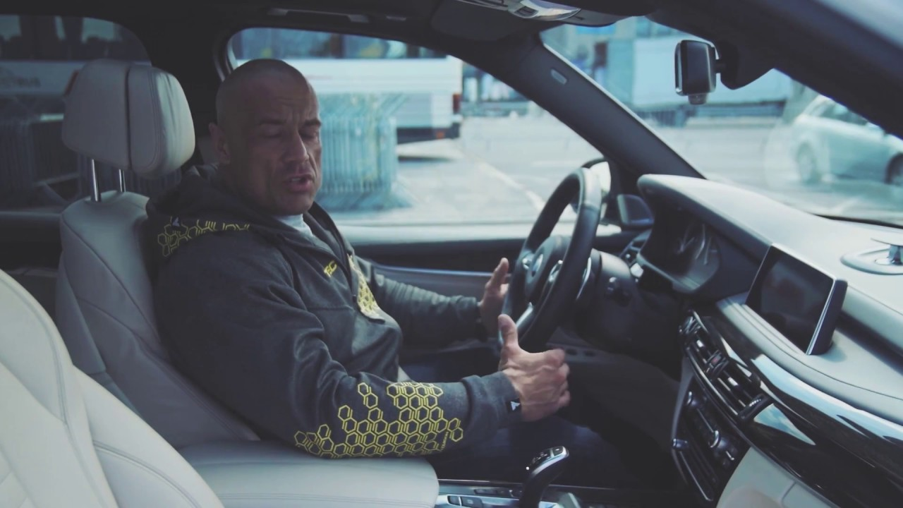 BMW X5 M50d – luźny filmik
