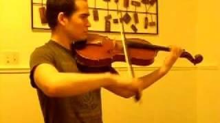 Minuet 1 (Viola)