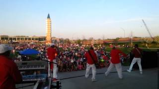 R-Style Band at Stinson Park