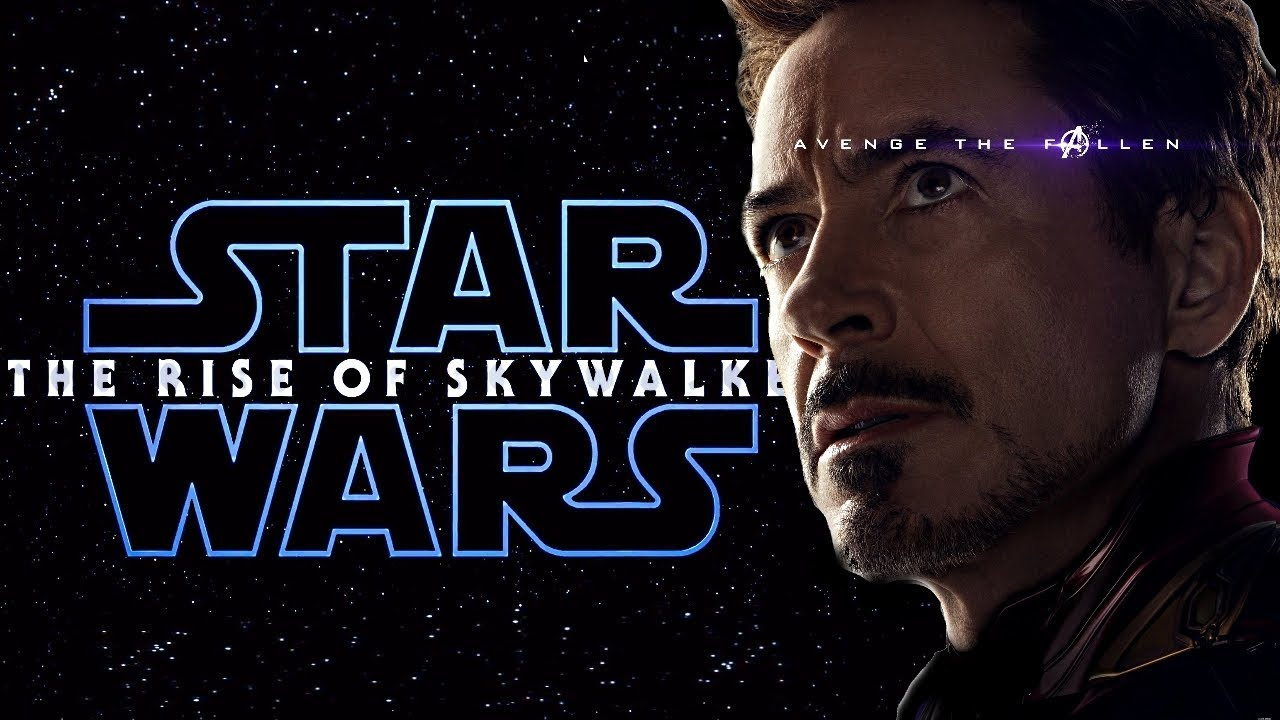 Avengers Endgame Star Wars Episode Ix Trailer Style Youtube