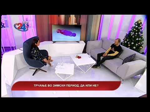 Македонија денес - Трчање во зимски период, да или не?