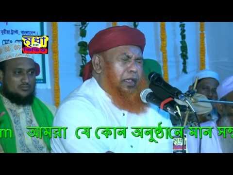 বাংলা ওয়াজ মাওলানা আবুল কাসেম নুরী,সরাইল, Mridha HD