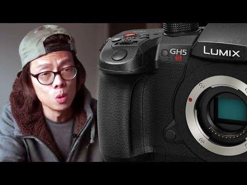 Kai Introducing Panasonic GH5S