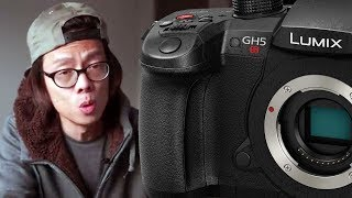 Kai Introducing Panasonic GH5S