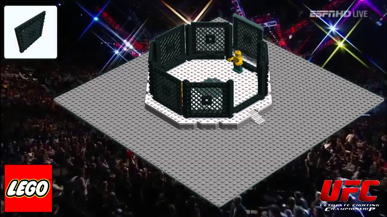how to build an octagon in minecraft