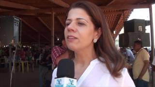Dra Helaine fala da parceria prefeitura/hospital regional e Fundação São Camilo