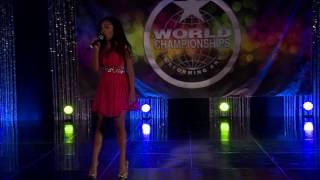 Khamryn Elise Hammonds - 2016 WCOPA - THINK