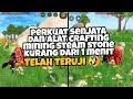 Tutorial Utopia : Origin Memperkuat Senjata, Armor, dan Alat Mining Steam Stones kurang dari 1 menit
