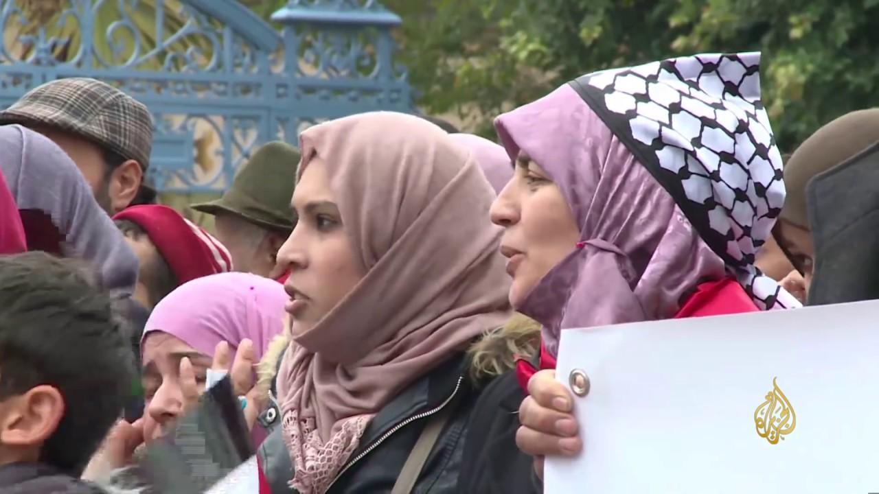 الجزيرة:جدل في تونس بشأن مشروع قانون تجريم التطبيع