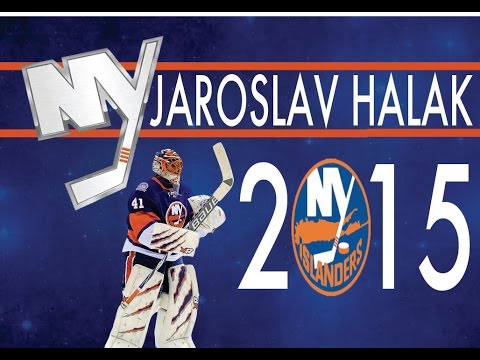 Jaroslav Halak 14-15 Highlights