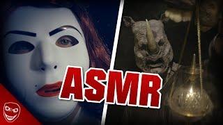 Die gruselige und verstörende Welt der ASMRs! Horror zur Entspannung?