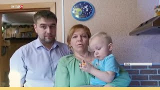 Многодетная семья из Ленска первыми в Якутии получила дополнительное пособие