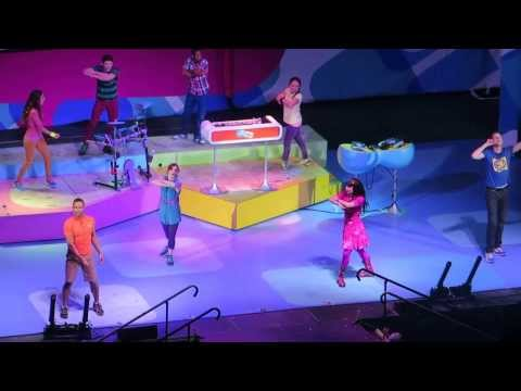 Great Day - Fresh Beat Band Live in Baltimore